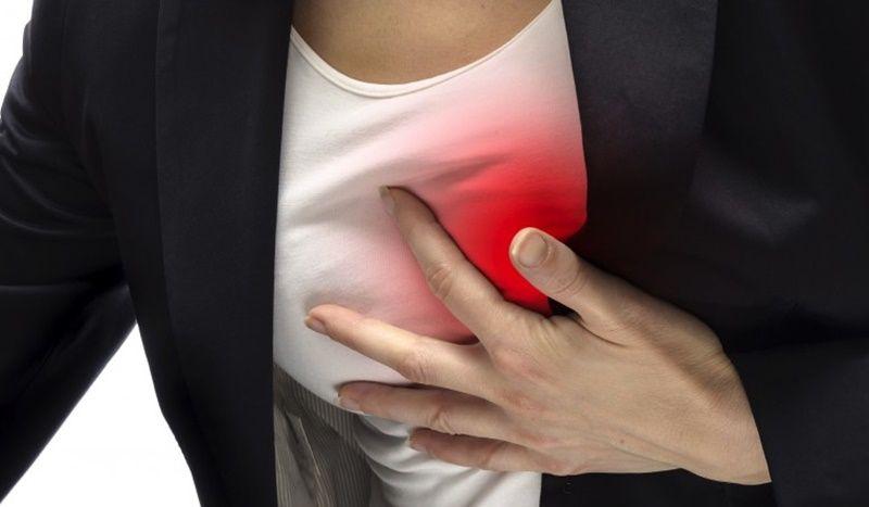 dolor torácico mujer - Por una Medicina Interna de Alto Valor